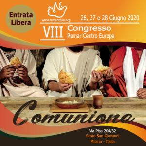 VIII Congresso Remar Centro Europa